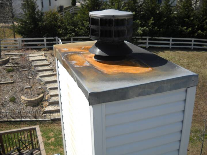Chimney Restoration Virginia Restoration Services Virginia