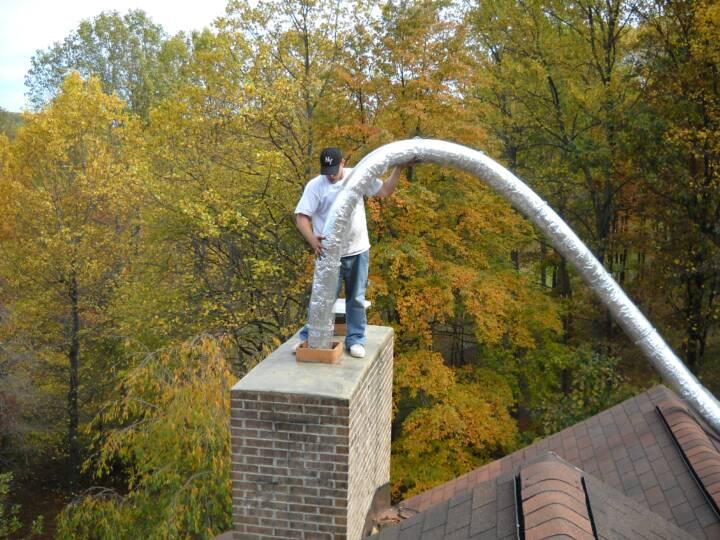 Chimney Restoration Virginia | Restoration Services Virginia